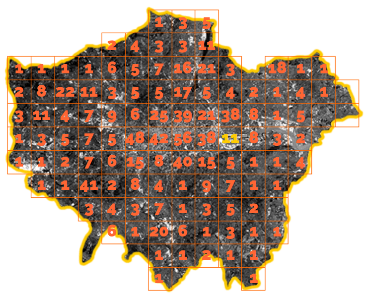 Sound Map of London